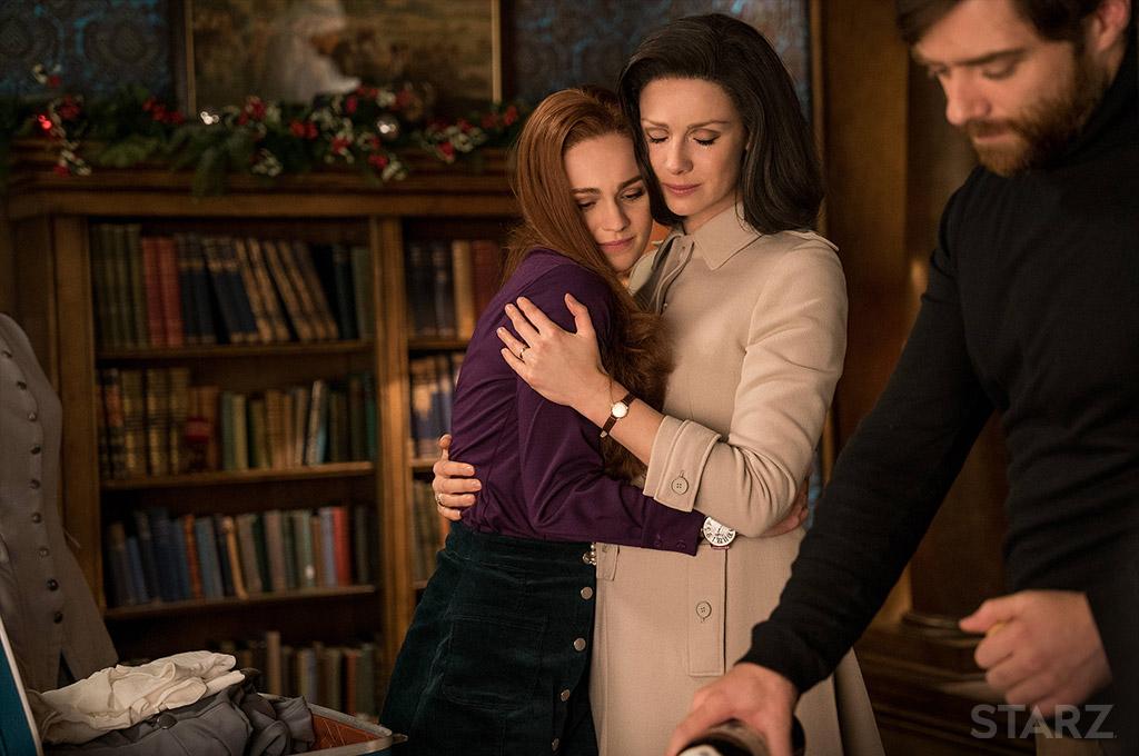 Outlander - Claire et Brianna