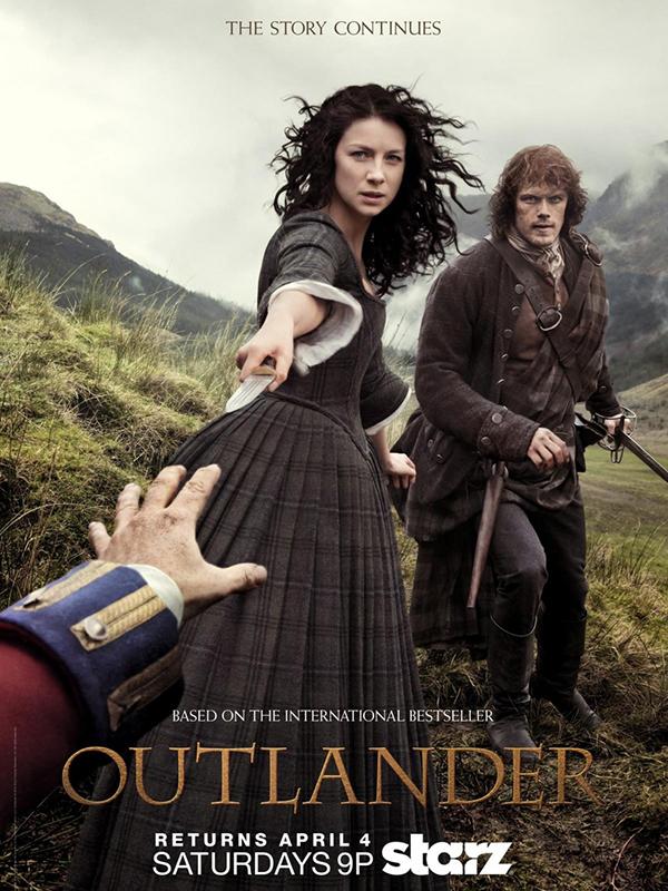 Outlander - affiche