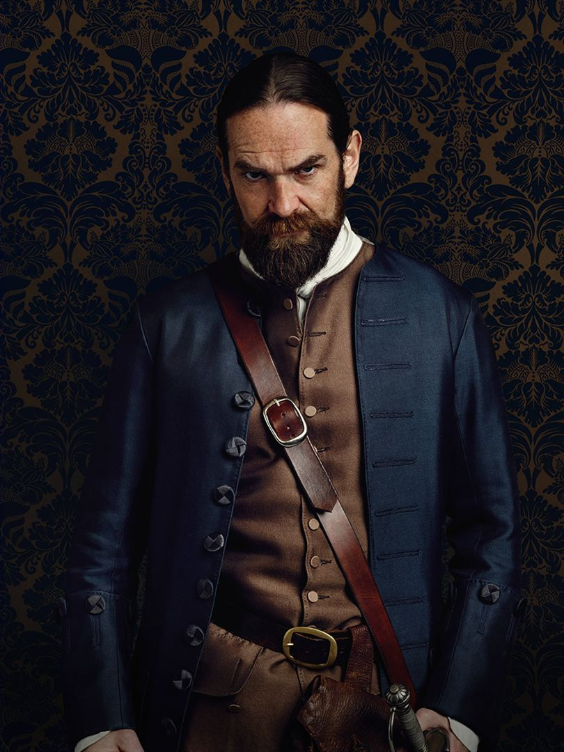 Outlander - Murtagh Fraser
