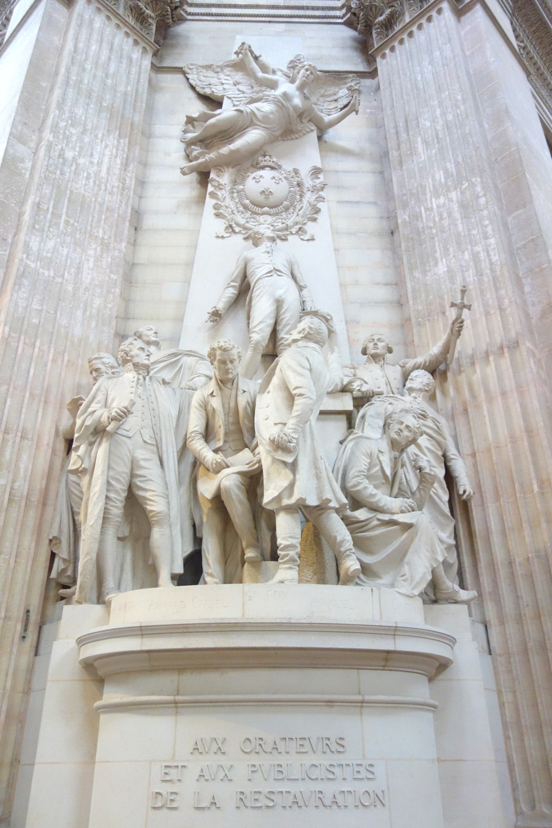 Le Panthéon, un monument national à Paris