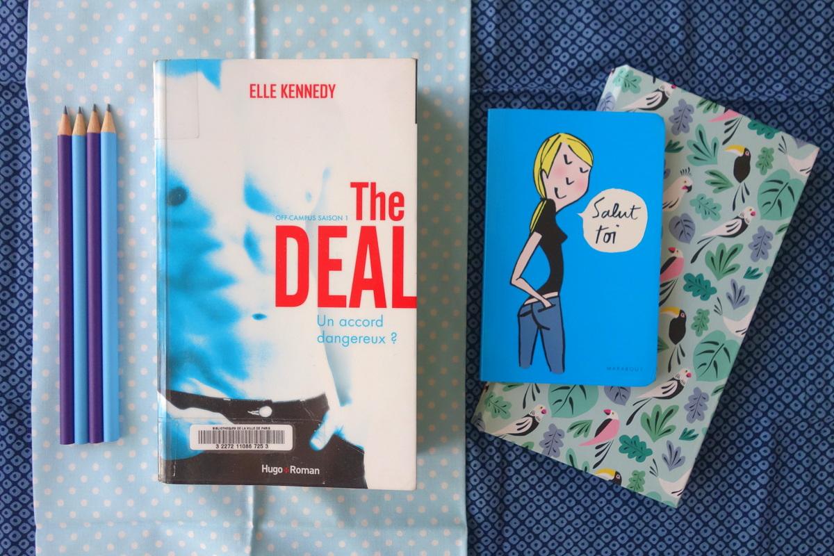 Saga off campus, saison 1 - The Deal - Elle Kennedy