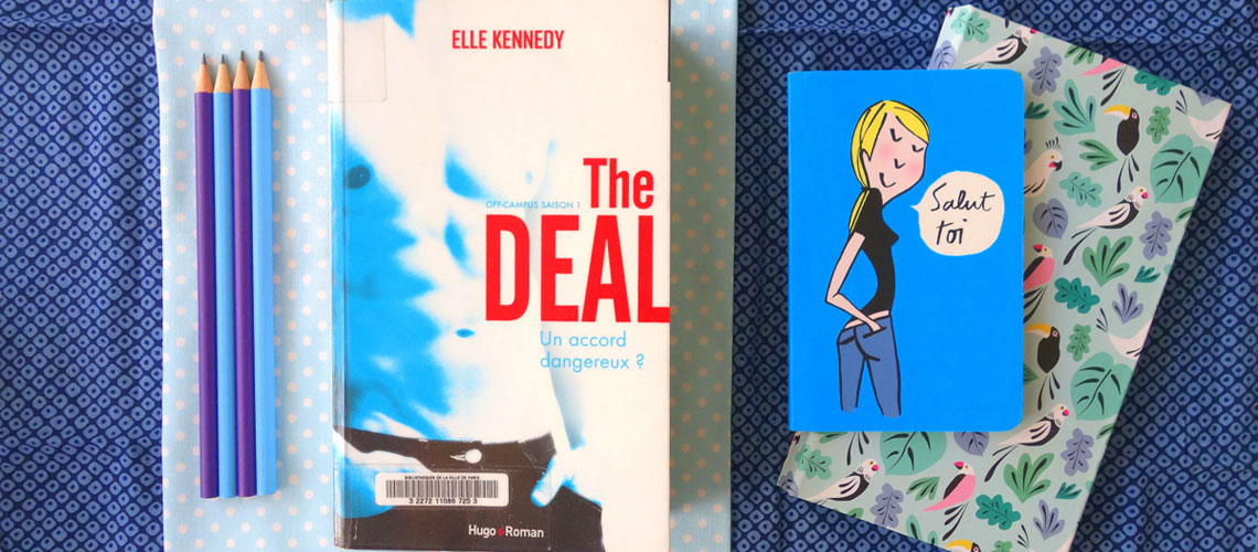 Saga off campus, saison 1 - The Deal - Elle Kennedy
