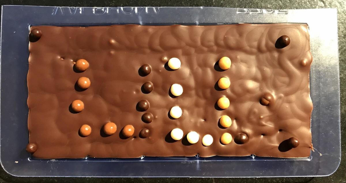 Cité du chocolat Valrhona - Atelier tablette
