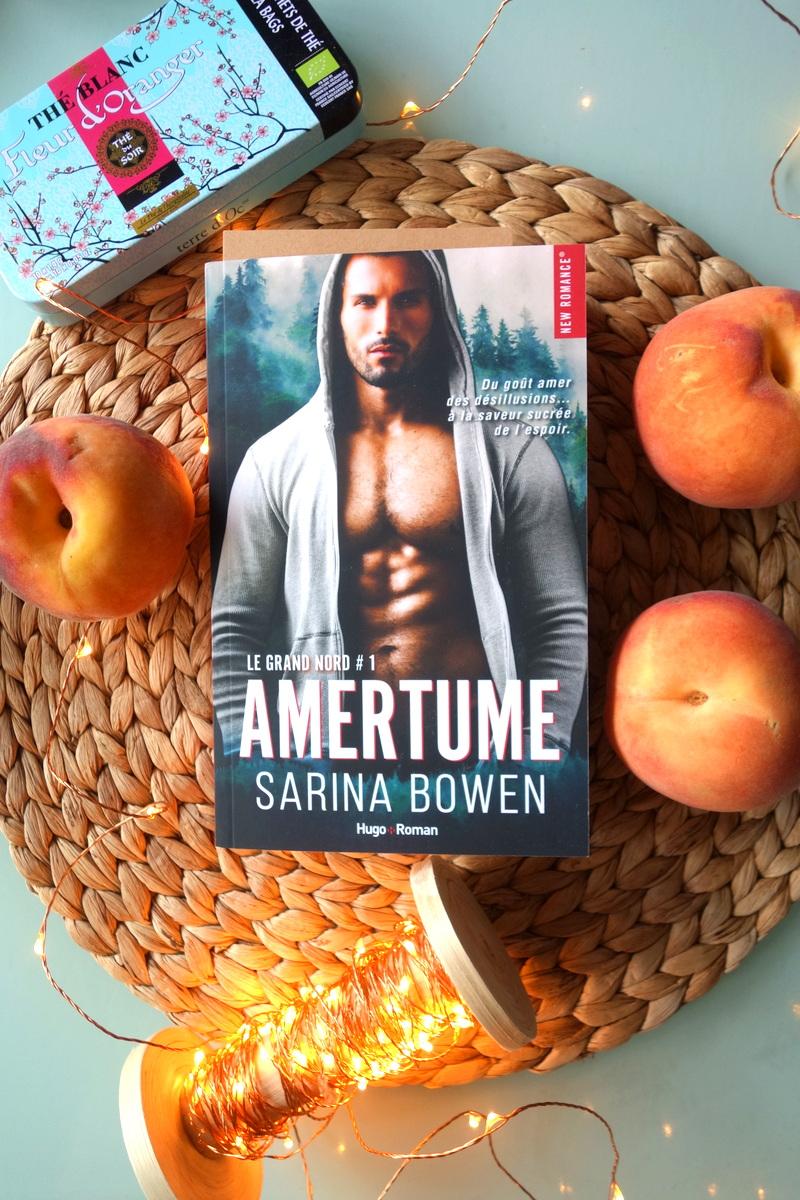 Amertume - Sarina Bowen - Hugo new romance