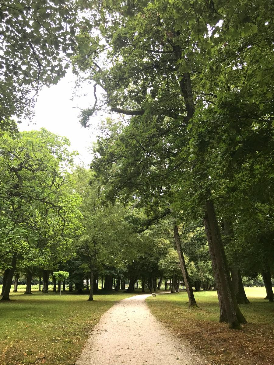 Les jardins du château d'Ancy-le-Franc