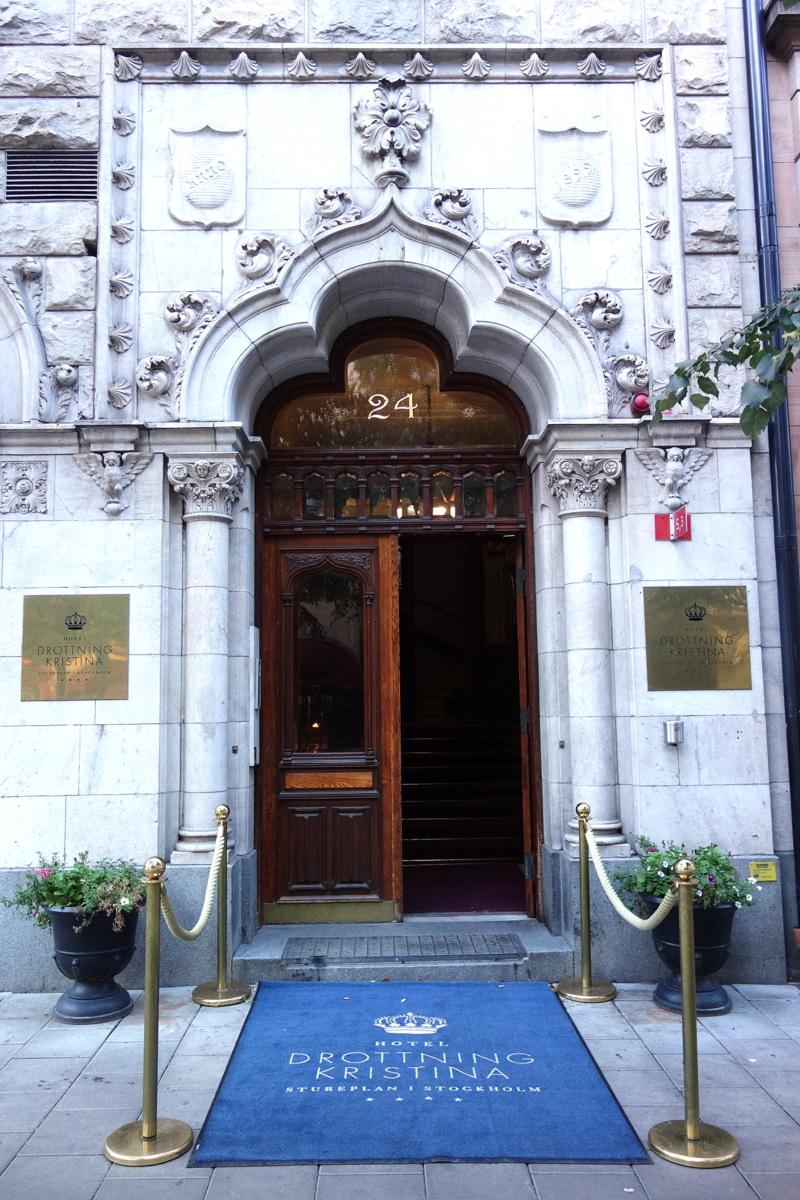 Hotel Drottning Kristina, Stockholm