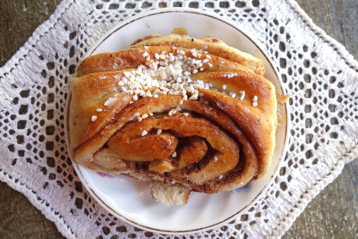 La boulangerie du Skansen, à Stockholm