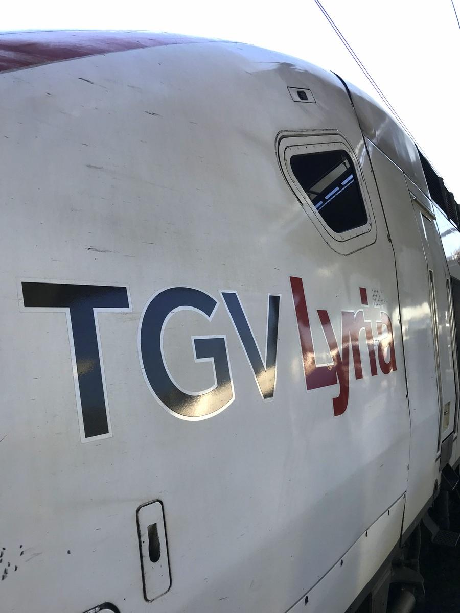 TGV Lyria - Le blog de Lili