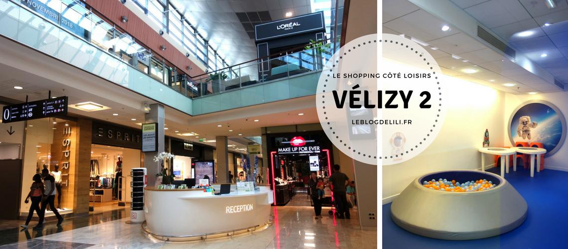 Centre commercial Vélizy 2 - Loisirs & services