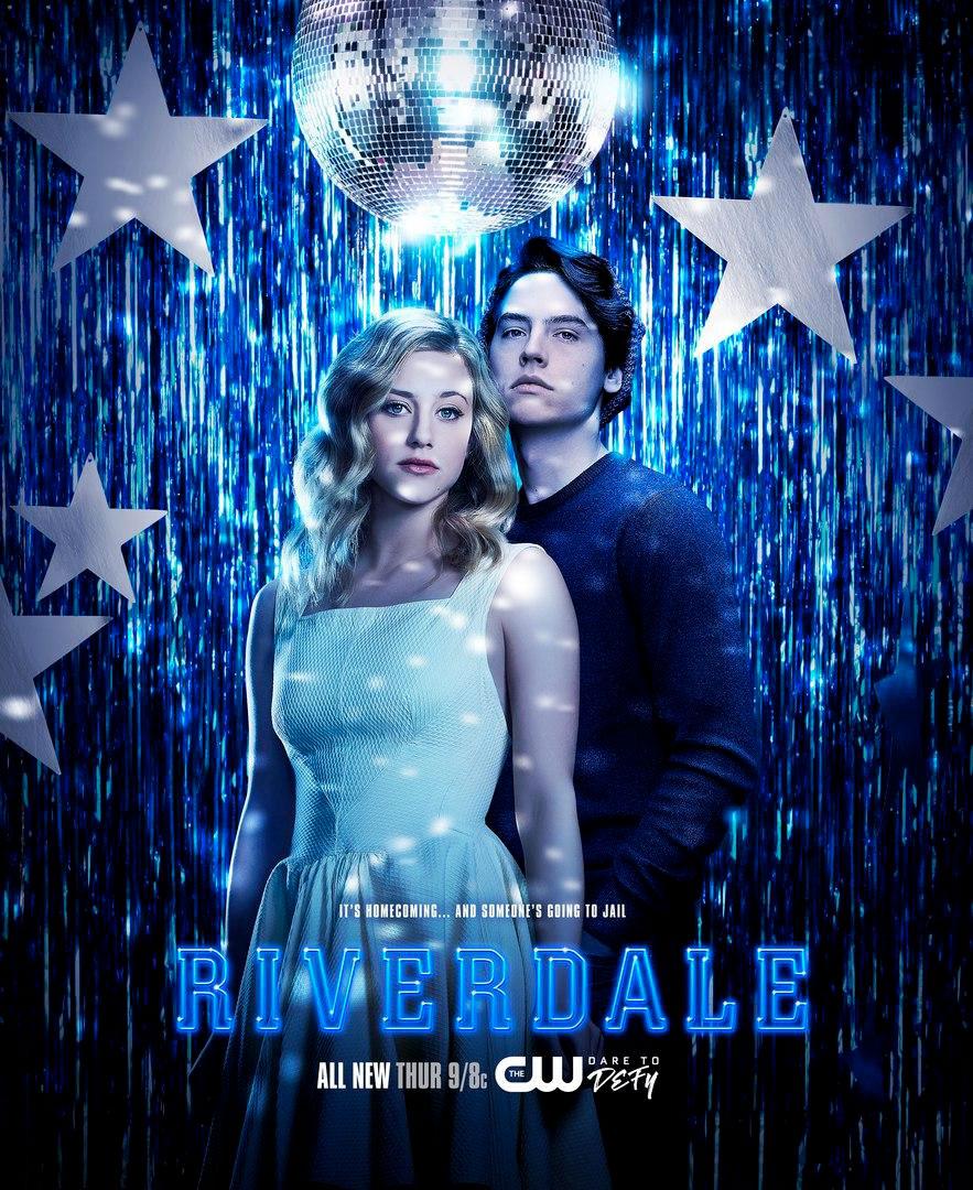 Affiche Riverdale série Netflix
