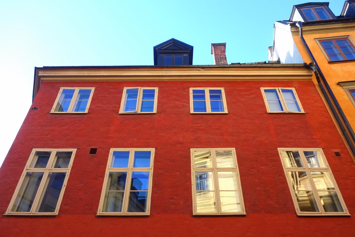 Gamla Stan, le centre ville de Stockholm, le blog de Lili