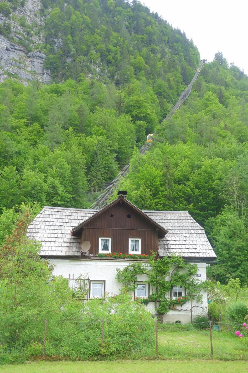 Voyage en Autriche - Hallstatt