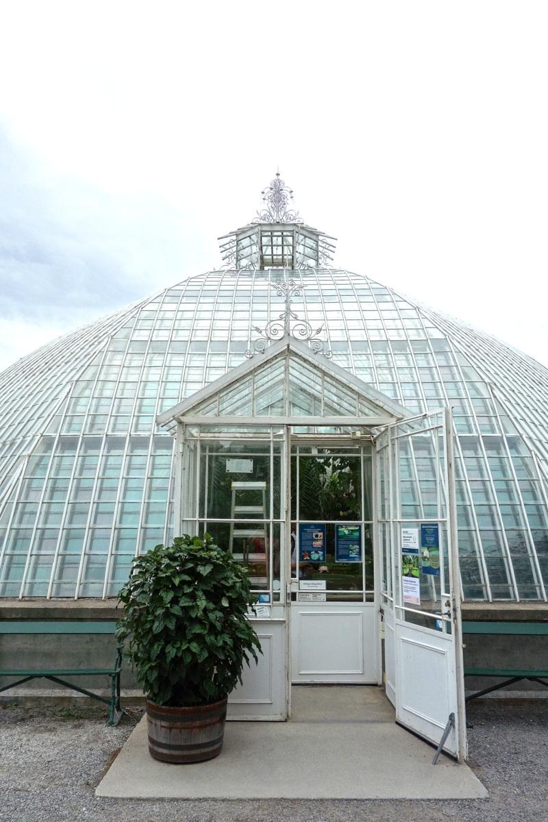 Le jardin botanique de Stockholm
