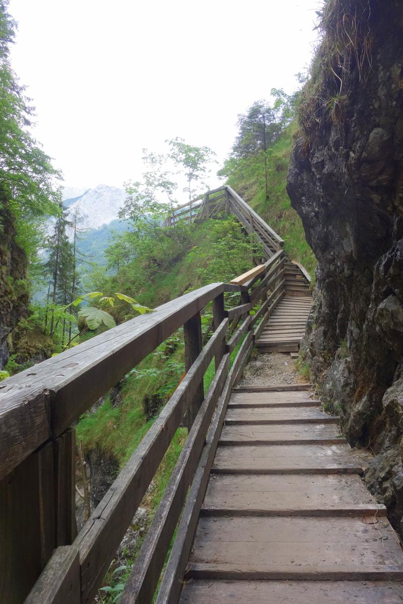 Voyage en Autriche - Lammerklamm