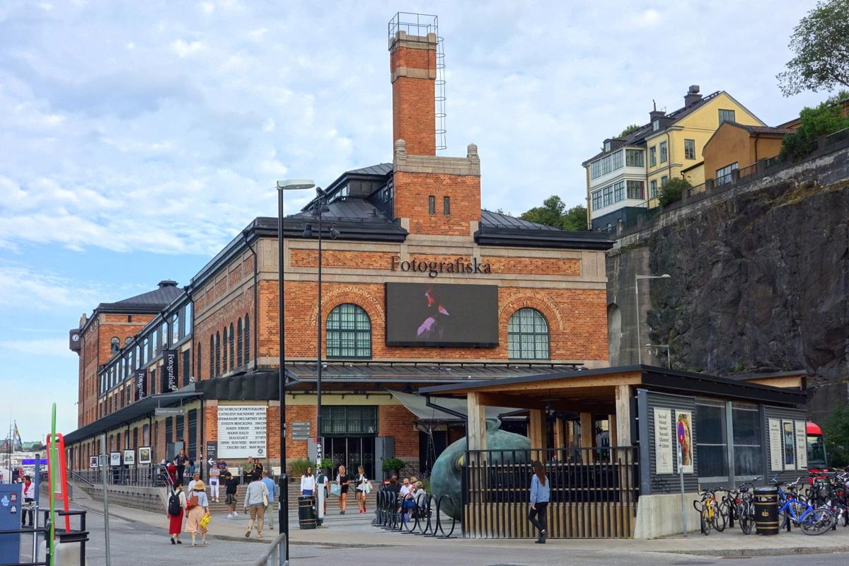 Fotografiska - Musée de la photo de Stockholm