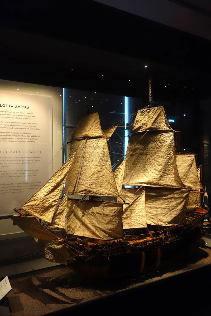 Musée de la marine de Stockholm