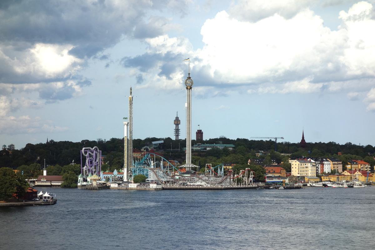 Parc d'attractions de Stockholm