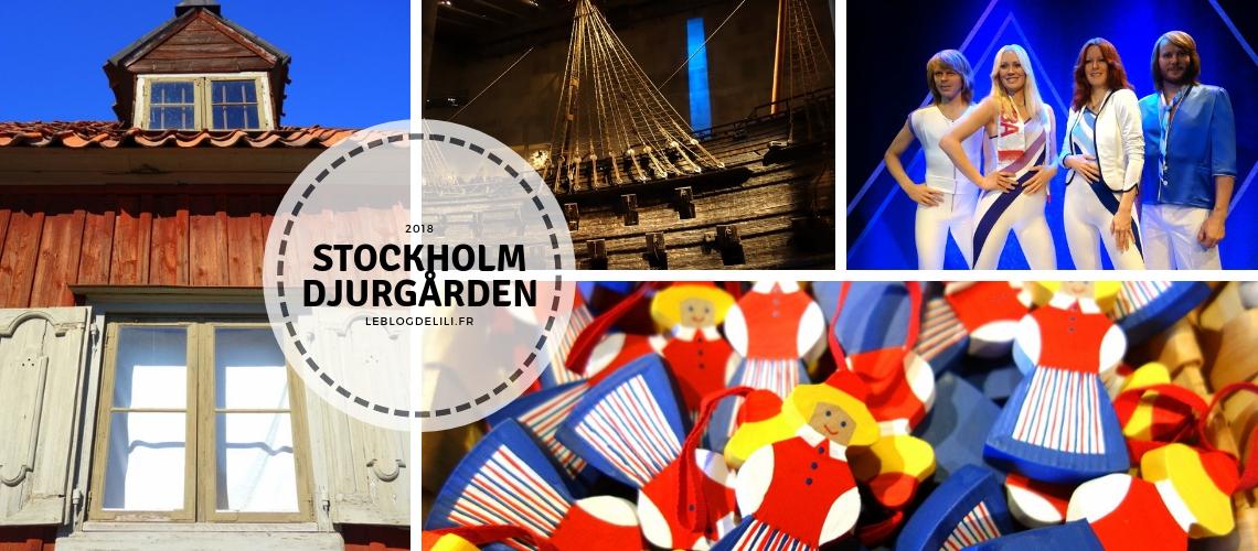 Stockholm - Djurgården