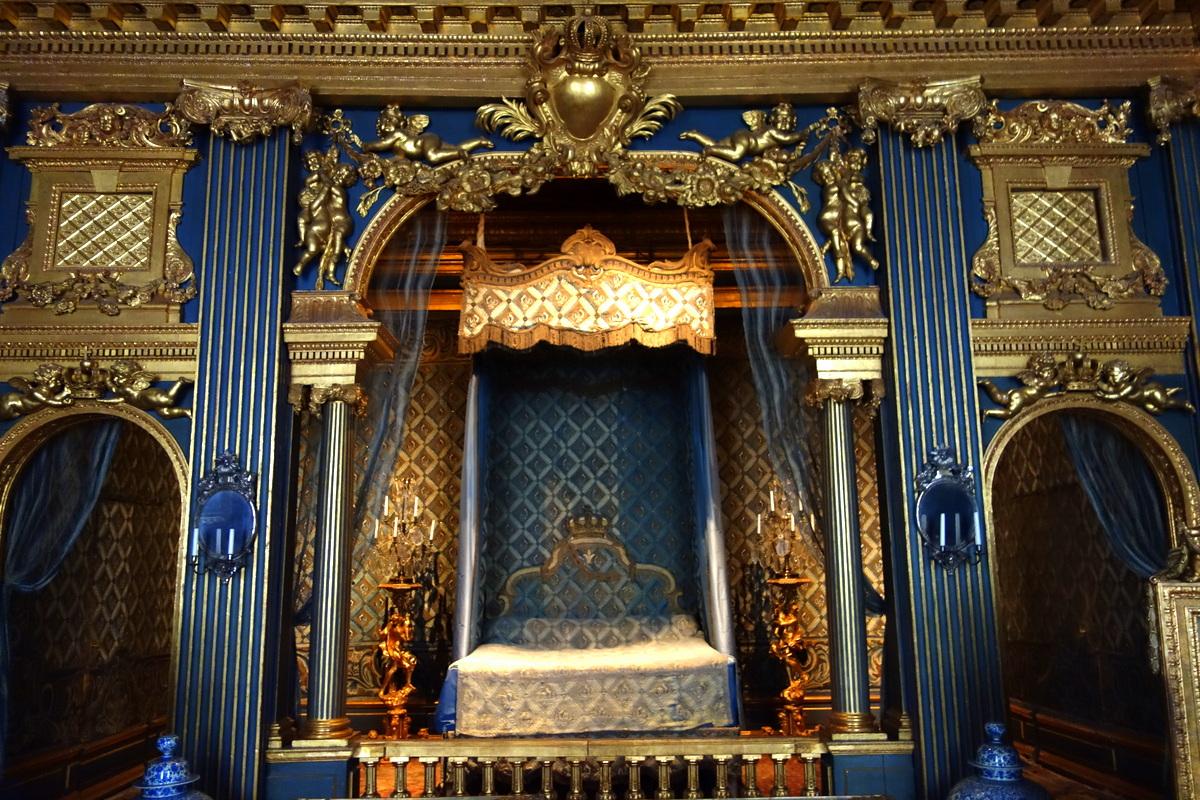 Stockholm, palais royal de Drottningholm - Le château