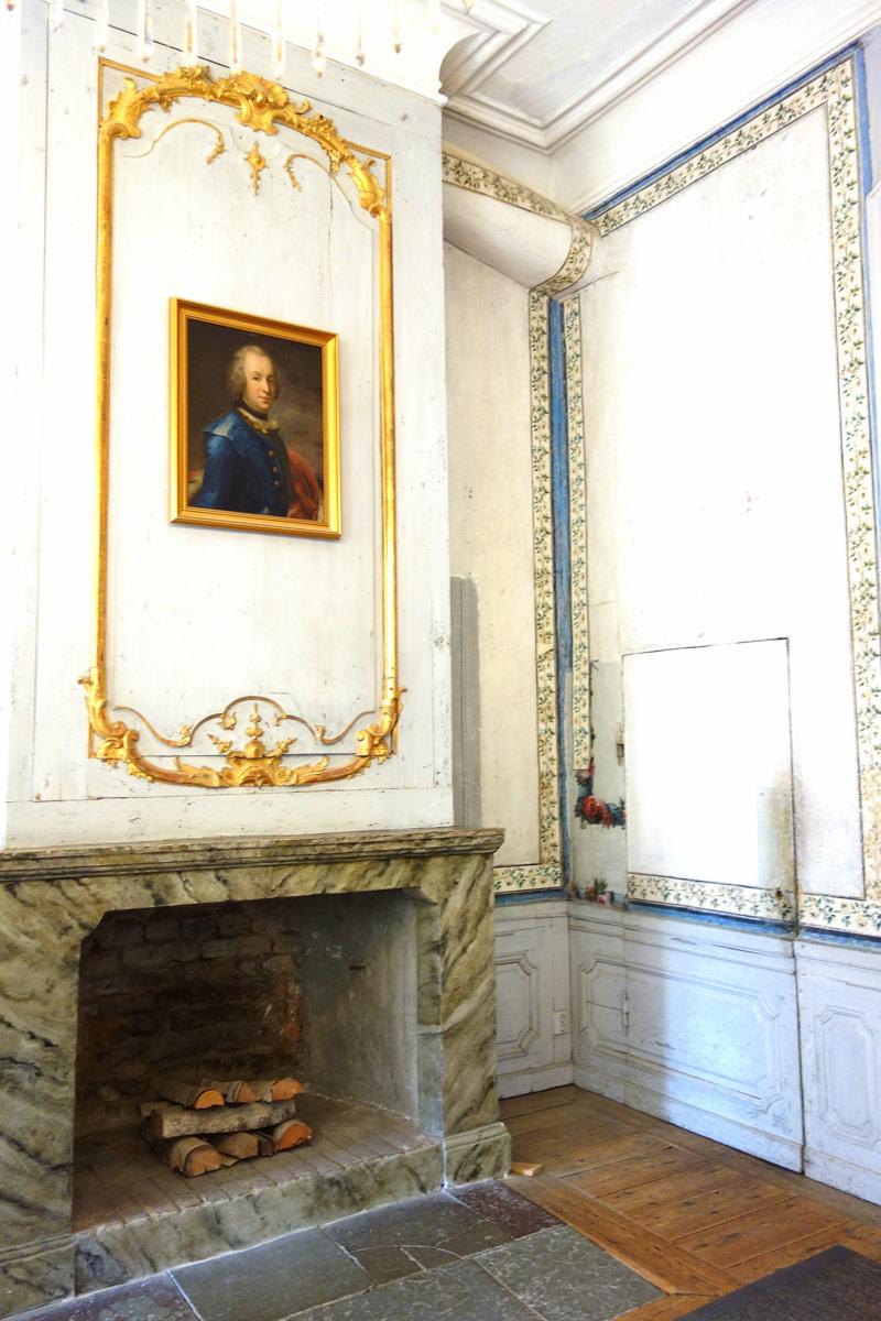Stockholm, palais royal de Drottningholm - Le théâtre