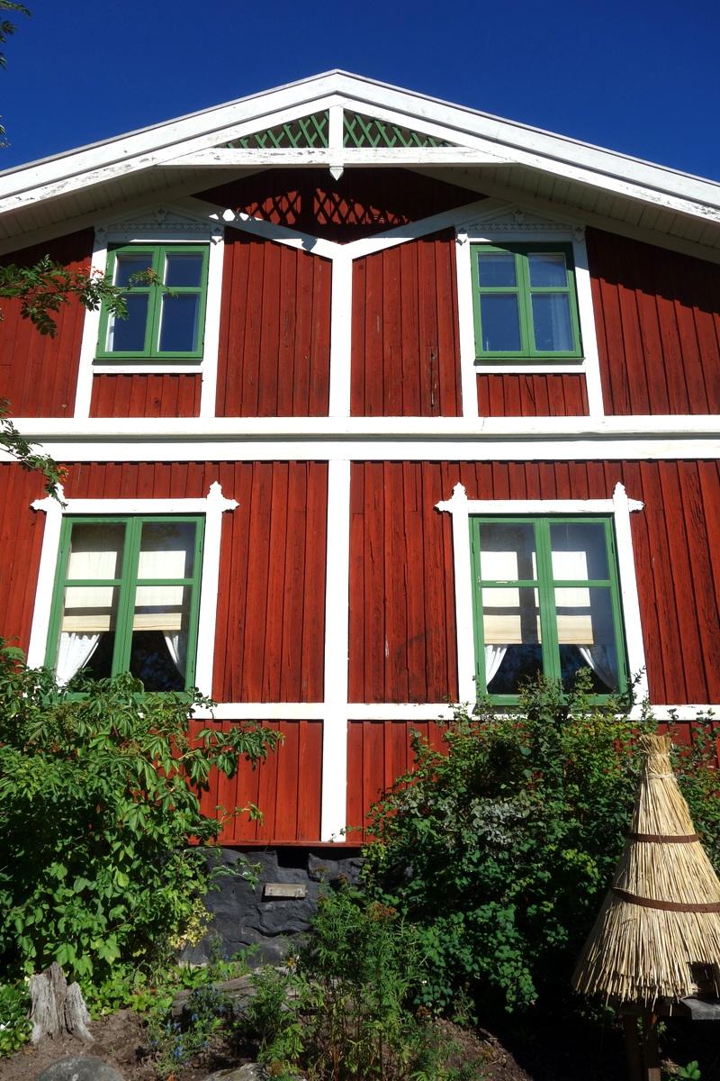 Stockholm - Djurgården - Skansen