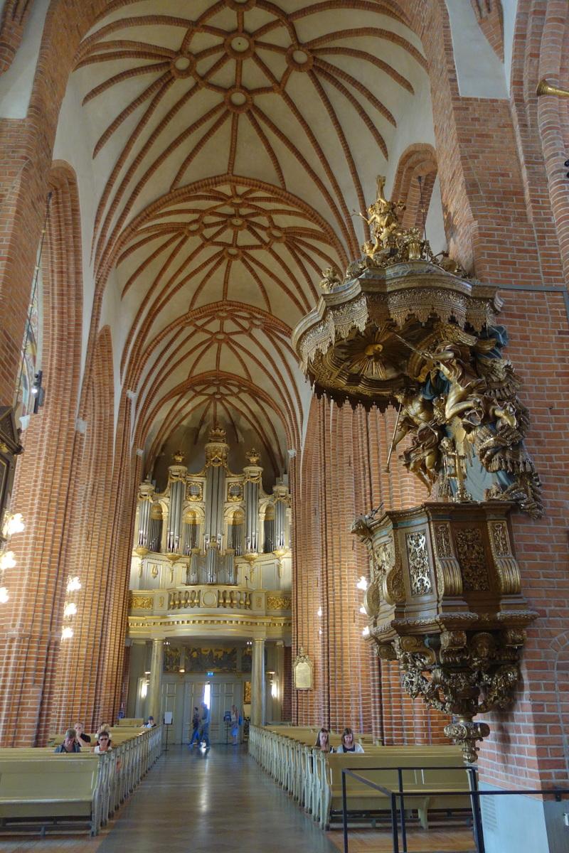 La cathédrale de Stockholm
