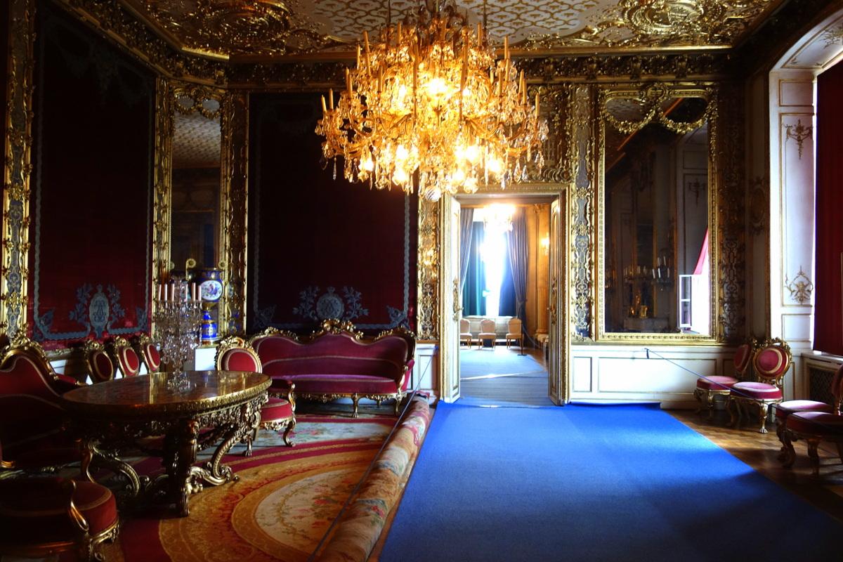Château royal - Kungliga Slottet