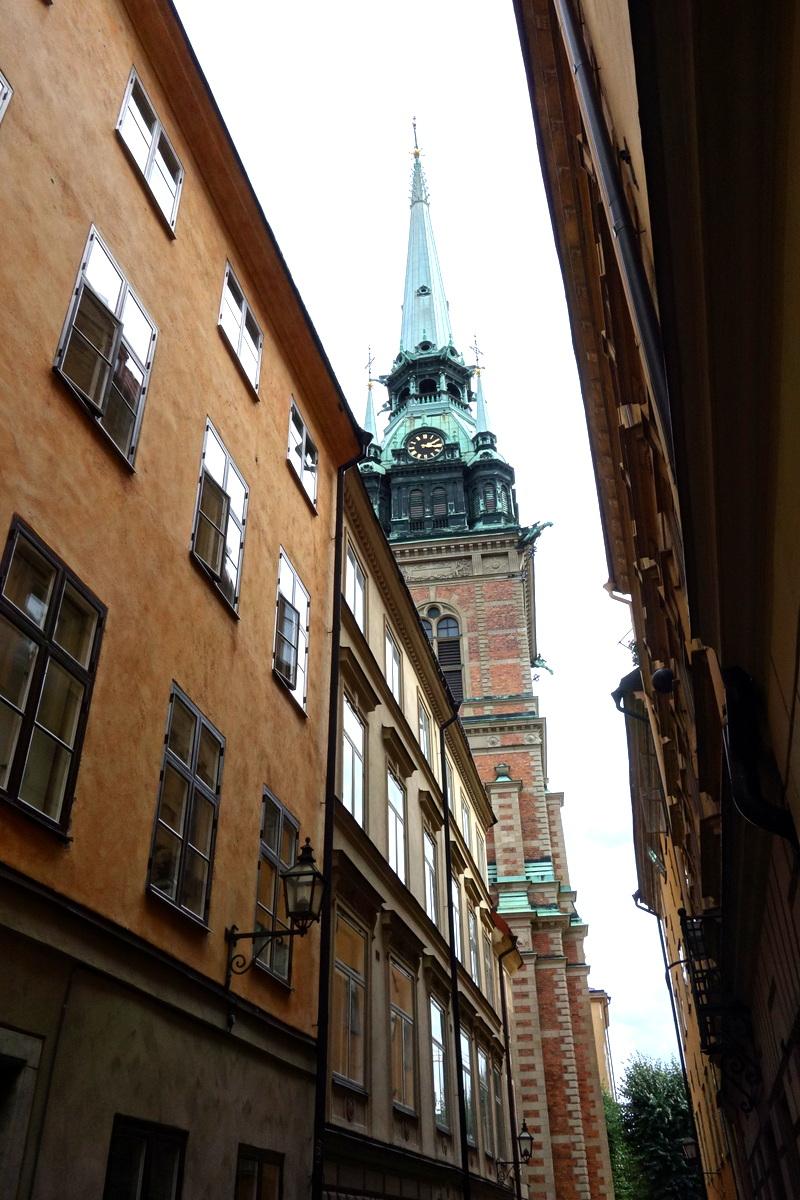 Église allemande de Stockholm