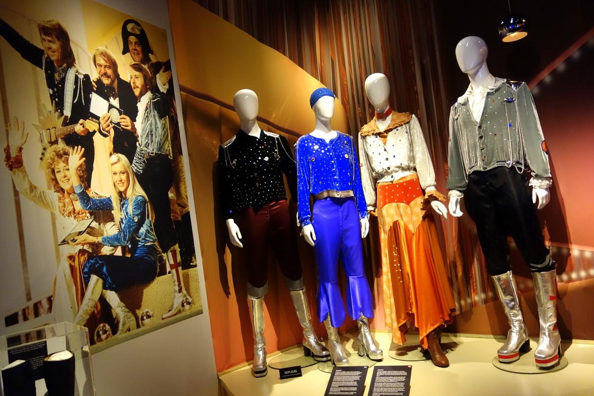 Stockholm - Djurgården - Musée Abba