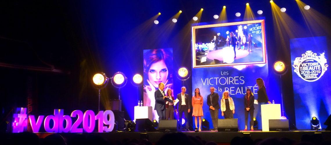Victoires de la beauté 2019 - Scène
