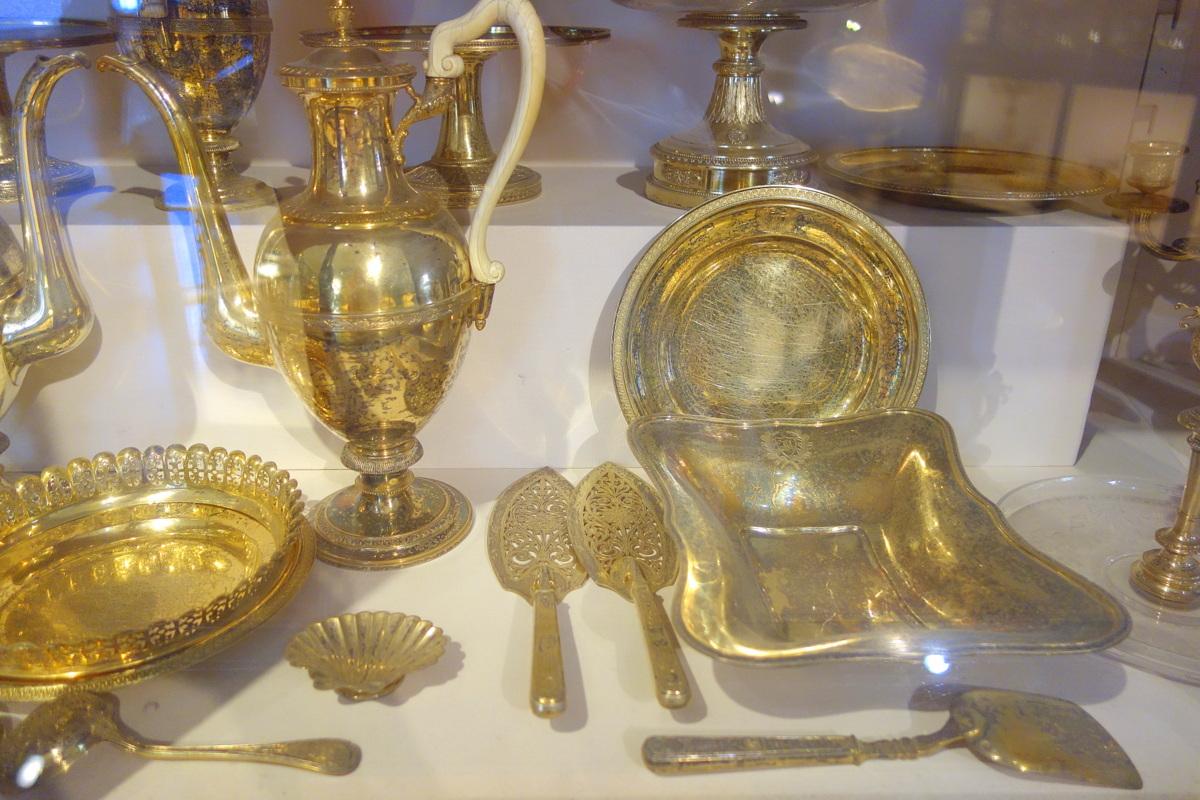 Hofburg - Palais impérial de Vienne - collection argenterie impériale
