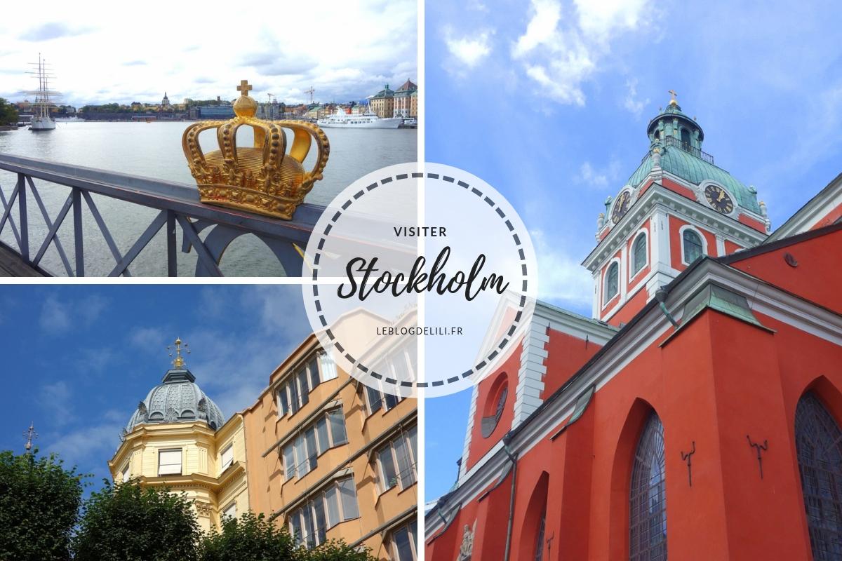 Cinq jours de visites à Stockholm
