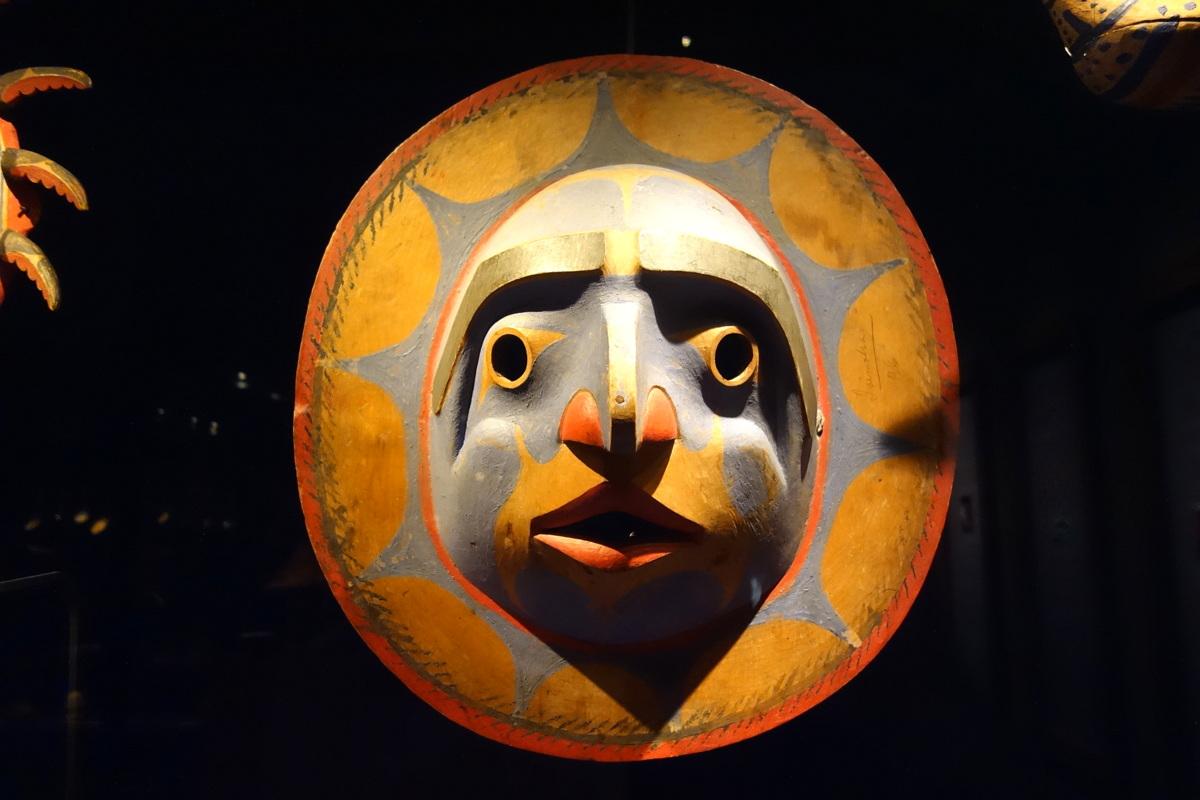 Stockholm - Musée d'ethnographie