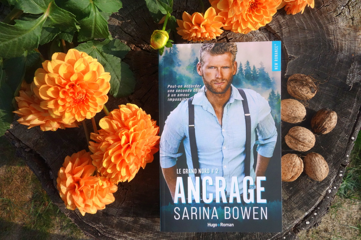 Ancrage - Sarina Bowen - Hugo new romance