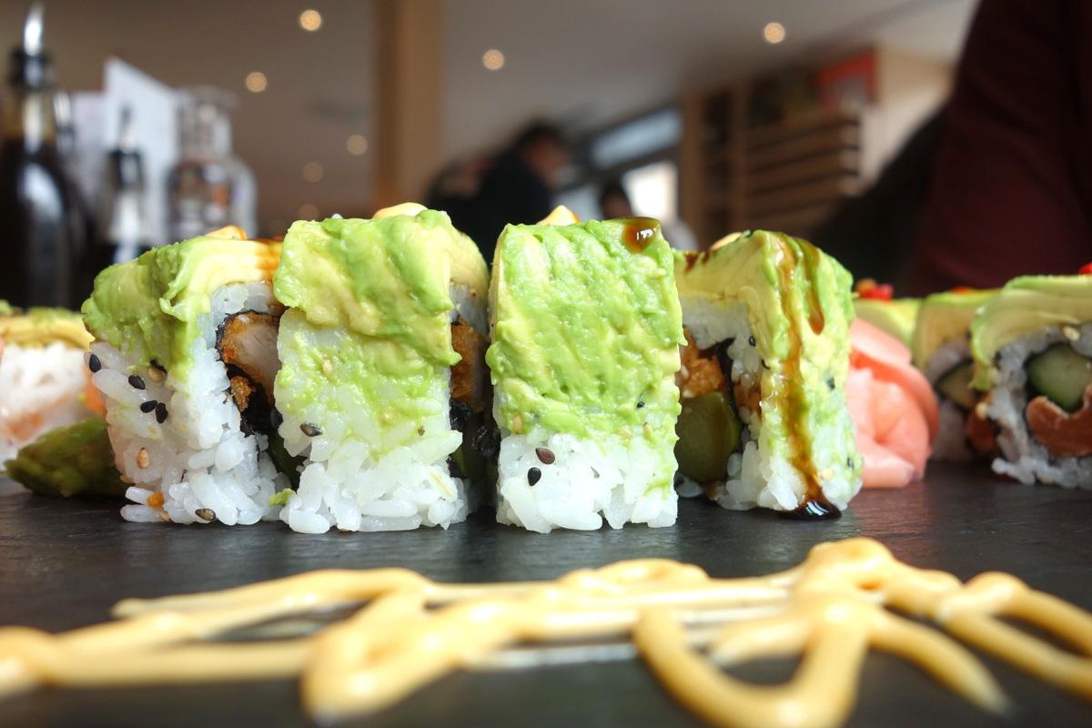 Bozen Boulogne - Restau japonais - Le blog de Lili