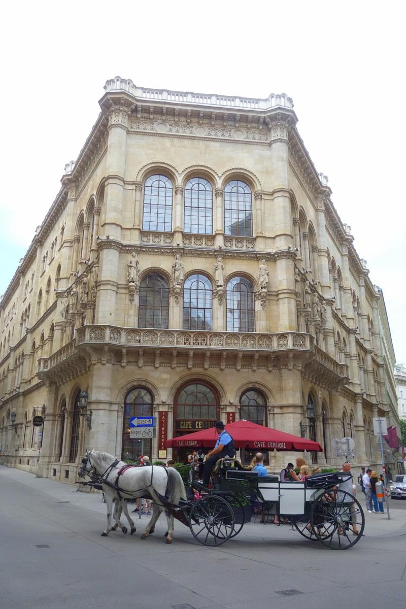 Cafe Central - Bonne adresse de restau à Vienne