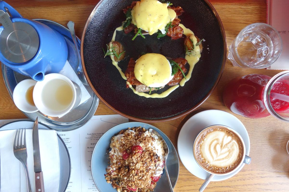 Café Le Marché - Bonne adresse de restau à Vienne