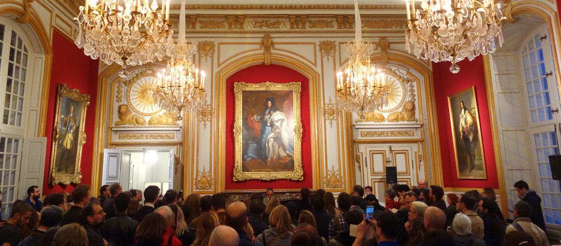 Le grand salon des Invalides - Musée de l'Armée, Paris
