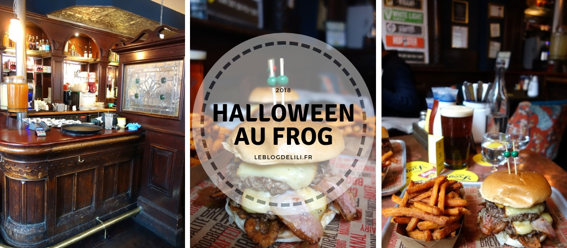 Halloween 2018 - Frog Hop House