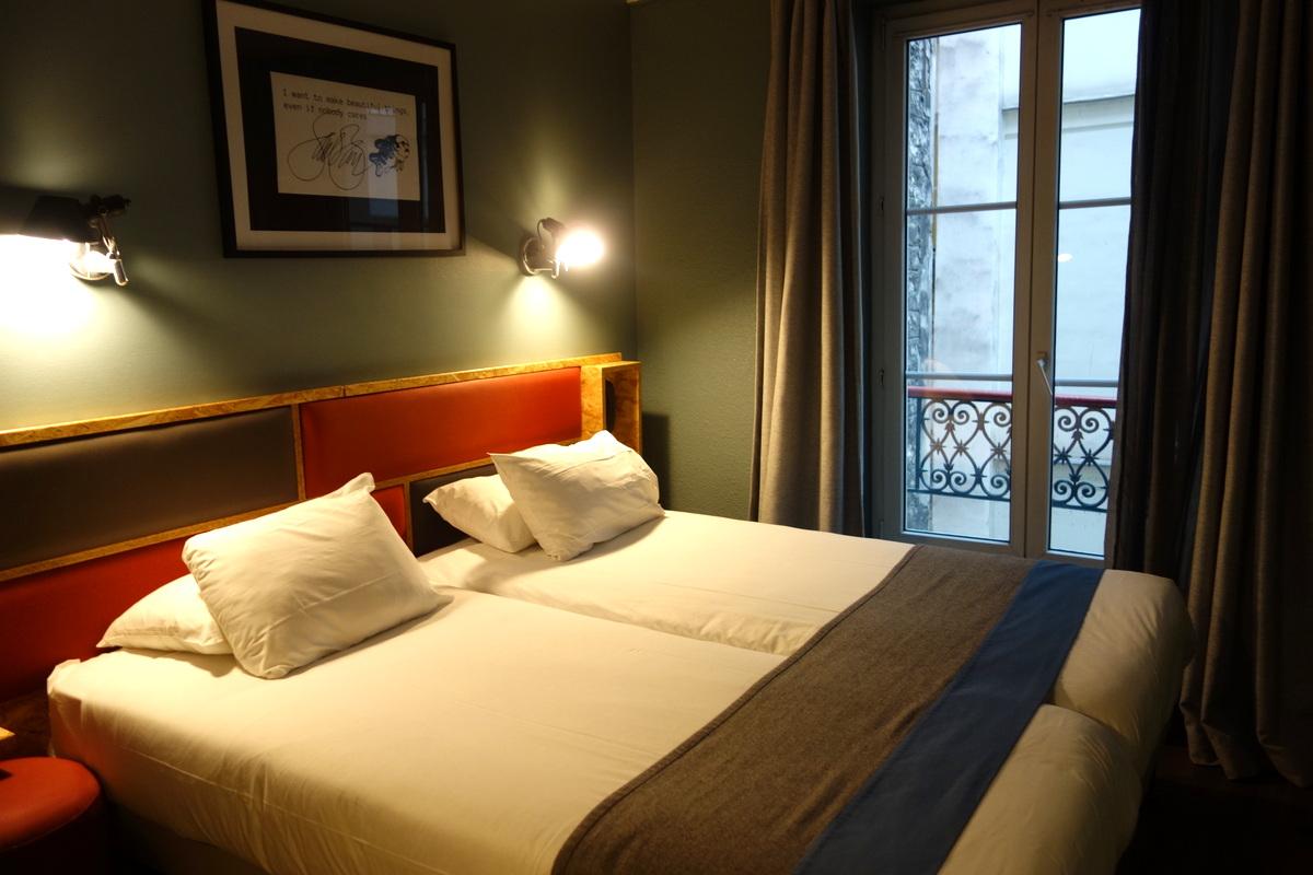 Hôtel Basss, Montmartre, Paris