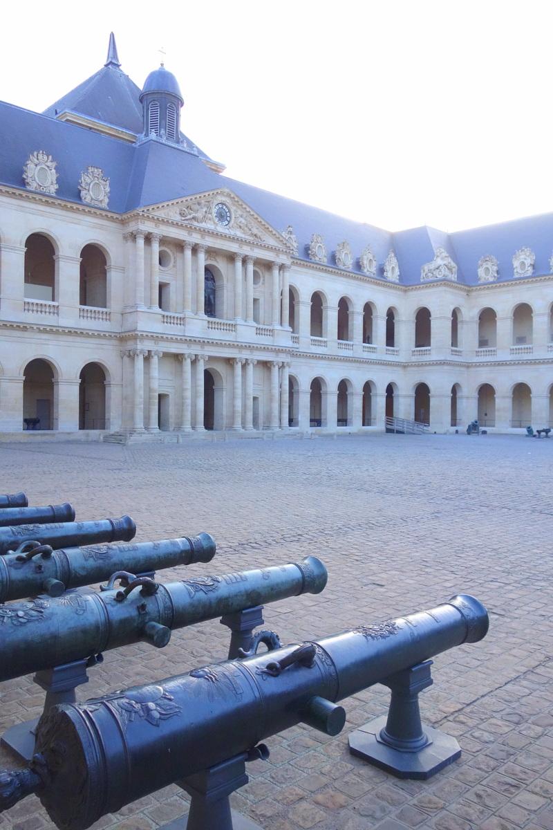 Invalides - Musée de l'Armée, Paris