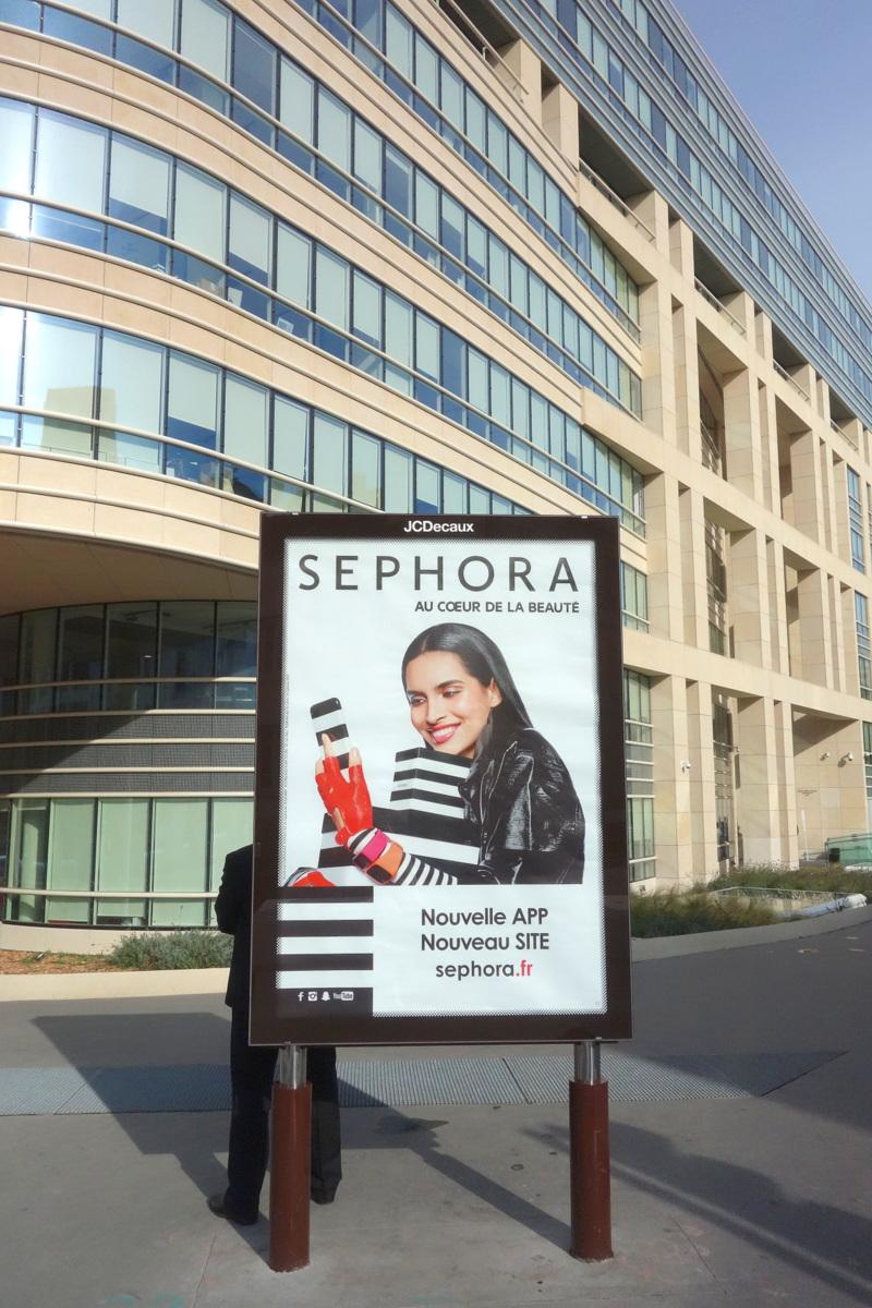 Les journées particulières LVMH chez Sephora