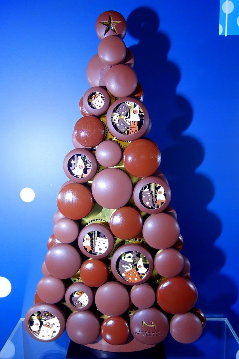 Maison du chocolat - Noël 2018