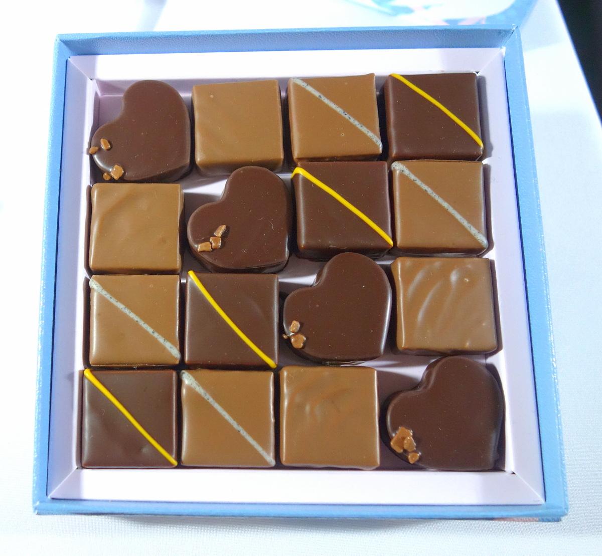 Maison du chocolat - Saint-Valentin 2019