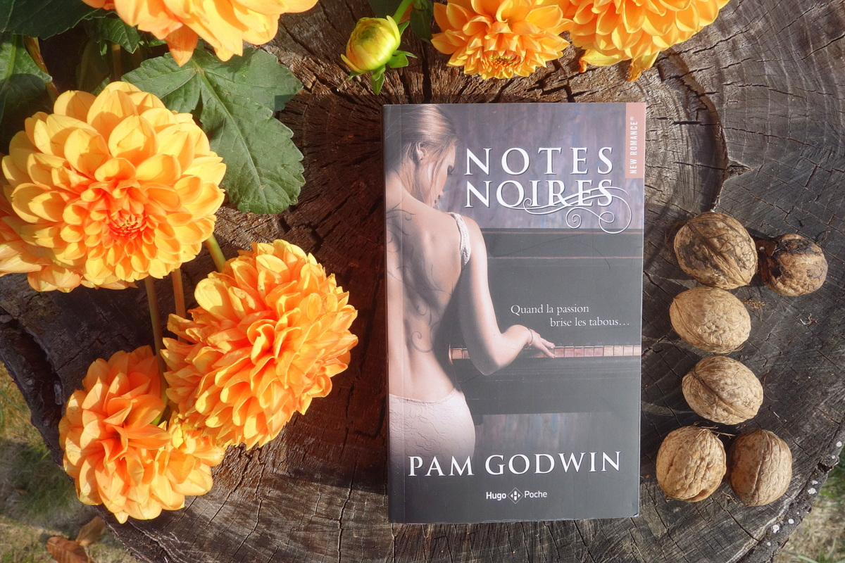 Notes noires - Pam Godwin - Hugo new romance