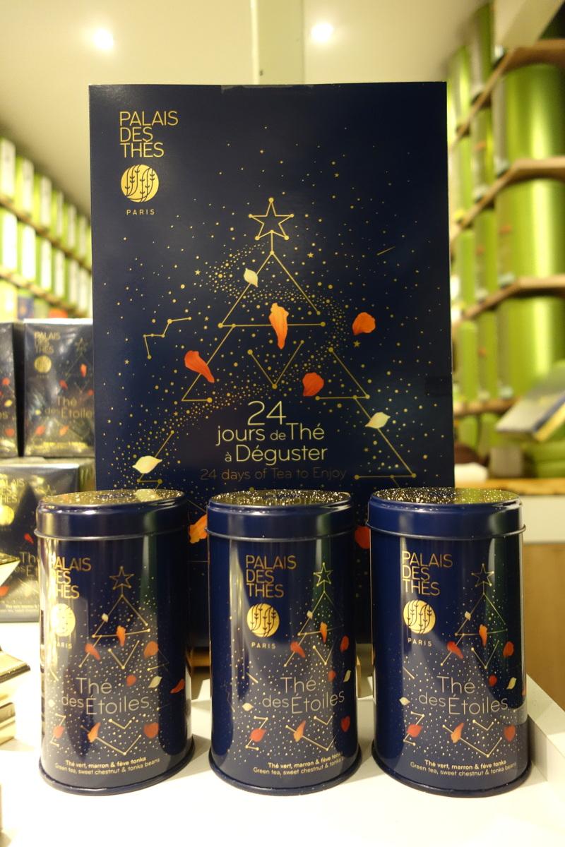 Palais des thés - Noël 2018