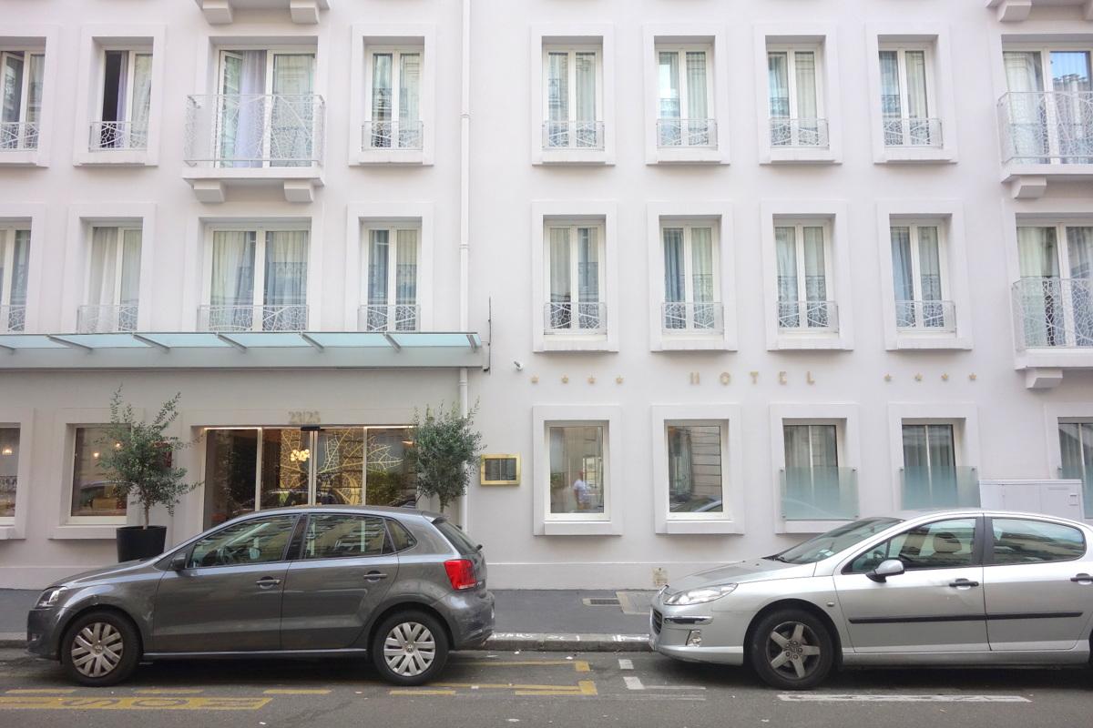 XO hotel Paris - 4 étoiles