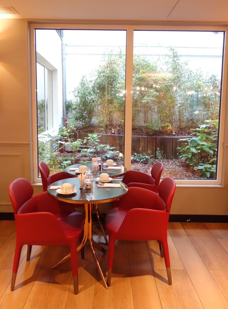 XO hotel Paris - 4 étoiles - Salle de petit-déjeuner