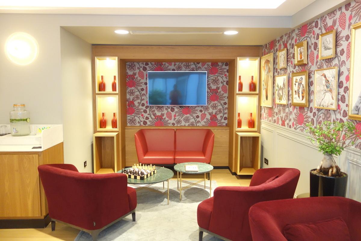 XO Hotel Paris - Salons d'accueil