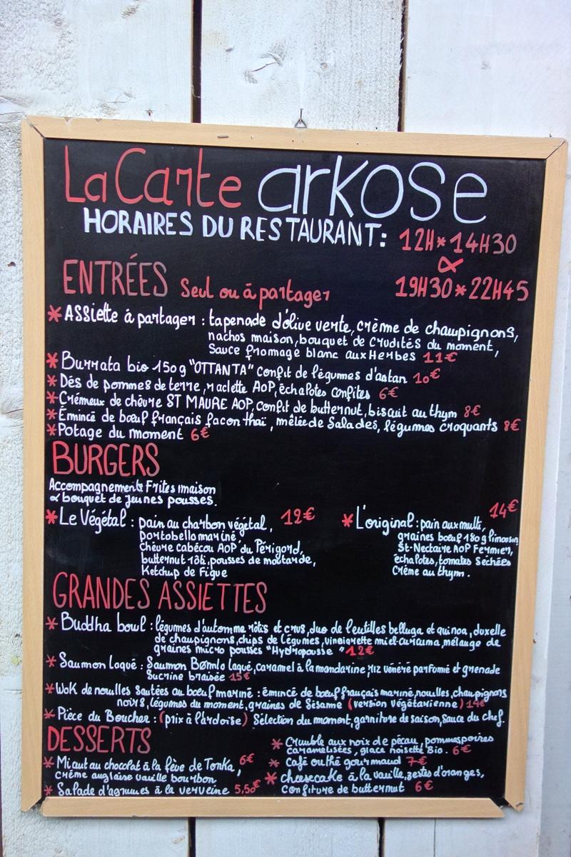 Arkose Nation - Un restaurant kids friendly